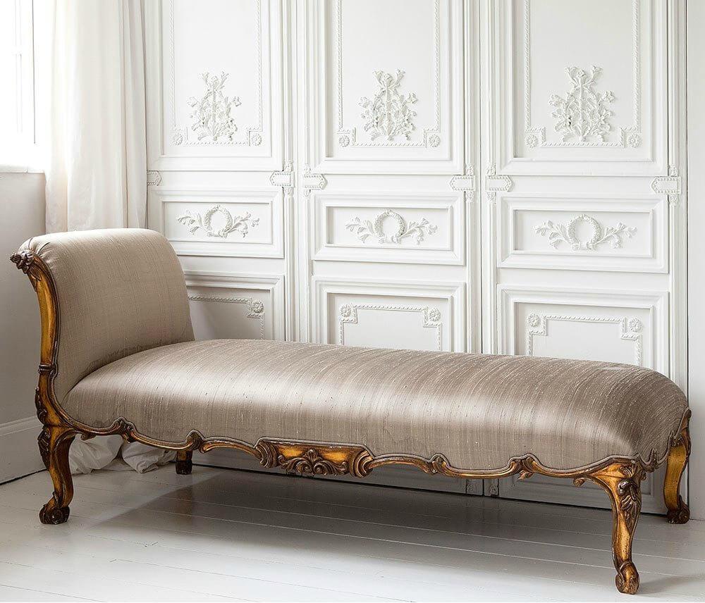 Fiorito Interior Design: Know Your Sofas: The Chaise Longue