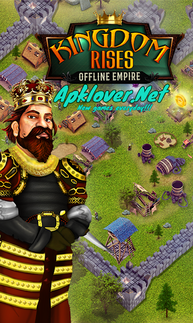 Kingdom Rises: Offline Empire MOD APK unlimited money