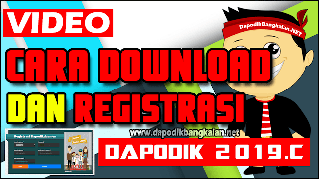 Cara Download Prefill dan Registrasi Dapodik 2019.c