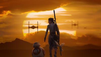 Star Wars, el despertar de la fuerza, películas