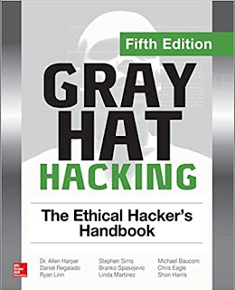 Gray Hat Hacking Ethical Hacker Handbook 3rd Edition (Ebook PDF, review, price)