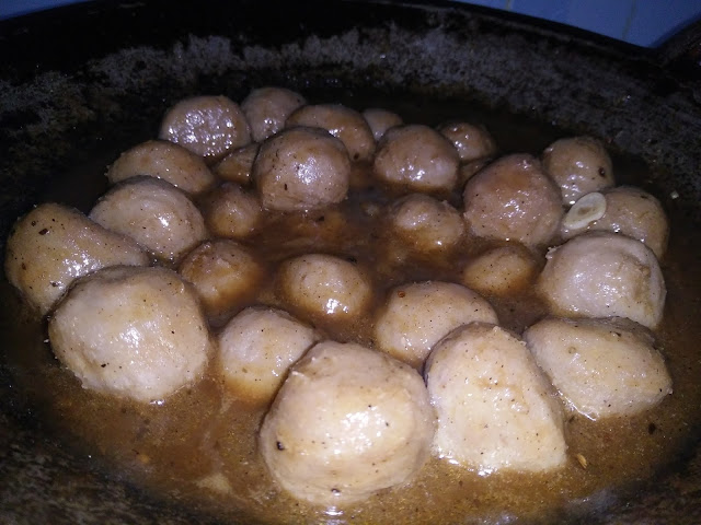 Meatball Ala Ikea