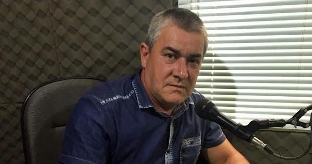 """Mato Rico: Vereador """"Juca"""" satiriza obras de asfalto de Mato Rico a Pitanga"""