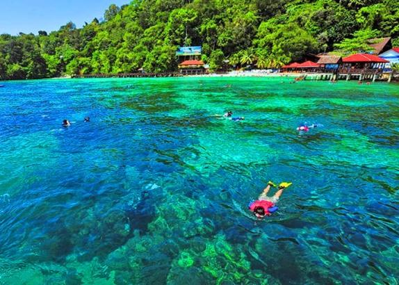 Taman Marin Pulau Payar Tempat menarik di Langkawi untuk dilawati