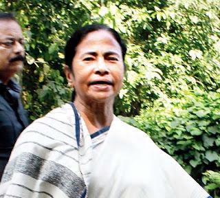 Mamata Banerjee at Sukna