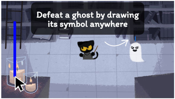 drawing game google Google Doodle Draw Game For Halloween 2016 EduFlip