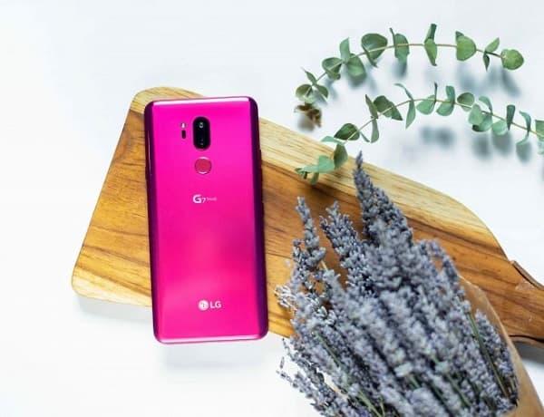 نتائج مخيبة للأمال لكامرة LG G7 THINQ'S على DXOMARK