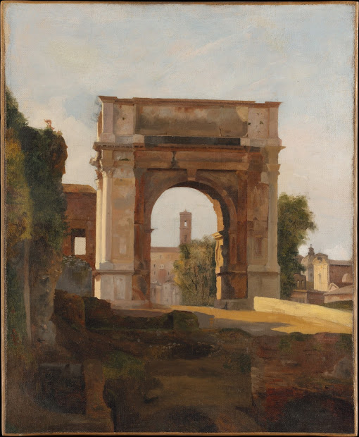 Spencer Alley European Of Roman Arches 17th-19th