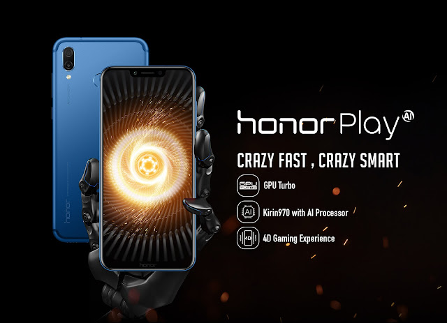 Honor Play Partnership with PUBG MOBILE