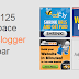 How To Add 125X125 Ad-space In Blogger Sidebar