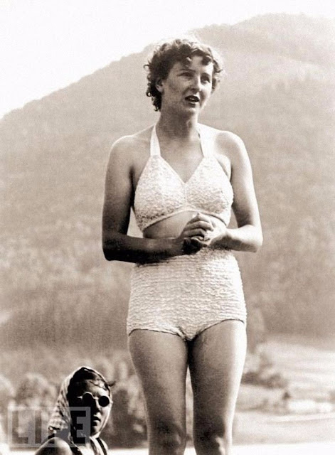 Eva Brauns Life in Pictures 20 Rarely Seen Photos of