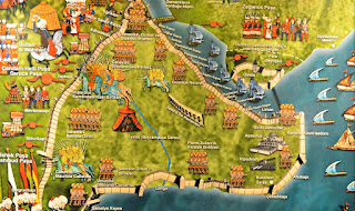 Peta Penakluk Konstantinopel