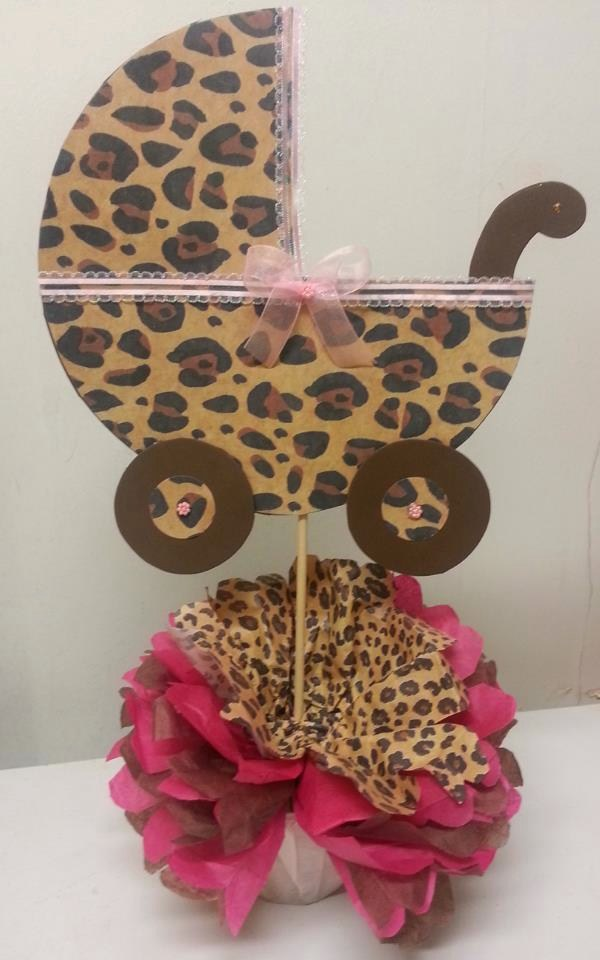 Leopard Print Baby Shower Decorations | Best Baby Decoration