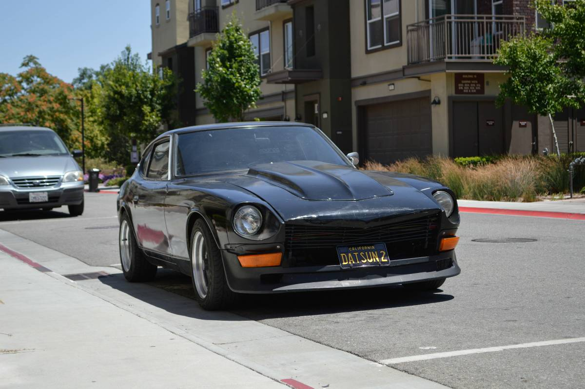 Find this 1973 datsun 240z offered for 6 000 in san jose ca via craigslist