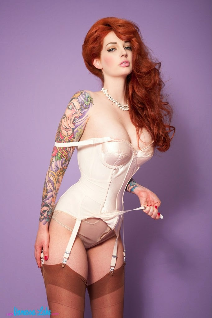 Vanessa Lake | Female Models With Tattoos