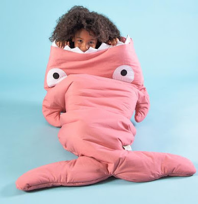 Fish Sleeping Bag