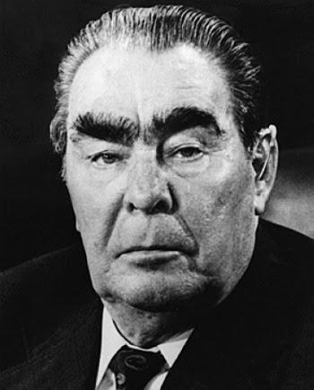 Leonid Brežnev.
