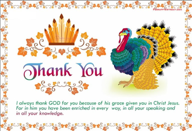 Thanksgiving Wish for everyhone