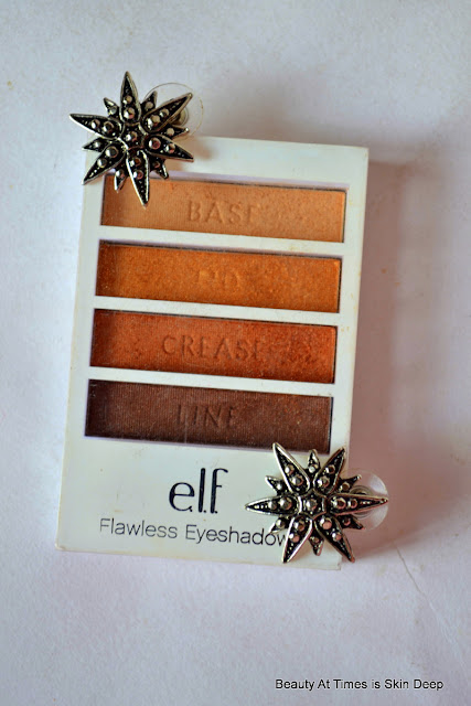 ELF Flawless Eye shadow Quad Golden Goddess