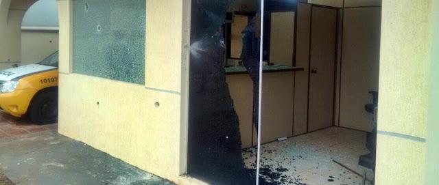 Palmital: Durante ação, bandidos trocam tiros com a PM
