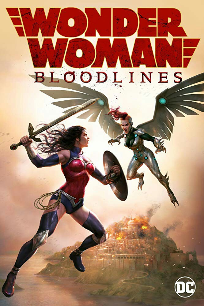 VIDEO: Wonder Woman Bloodlines 2019