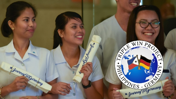Pinoy nurses hired thru PH-Germany project to get wage hike, still hiring applicants
