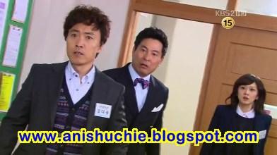 Drama Timeline: Sinopsis School 2013 Episode 2 Part 1