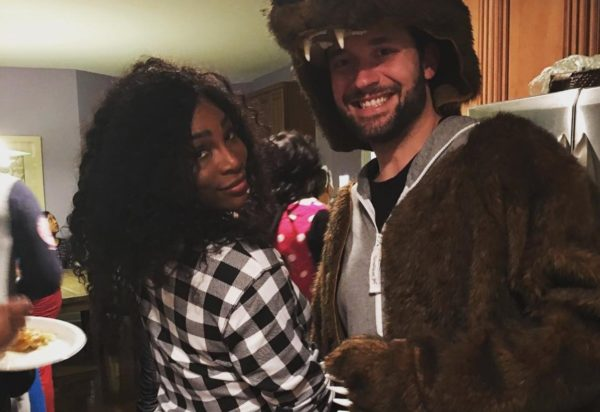 Serena Williams and Alexis Ohanian engaged