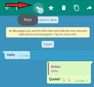 Best whatsapp tips