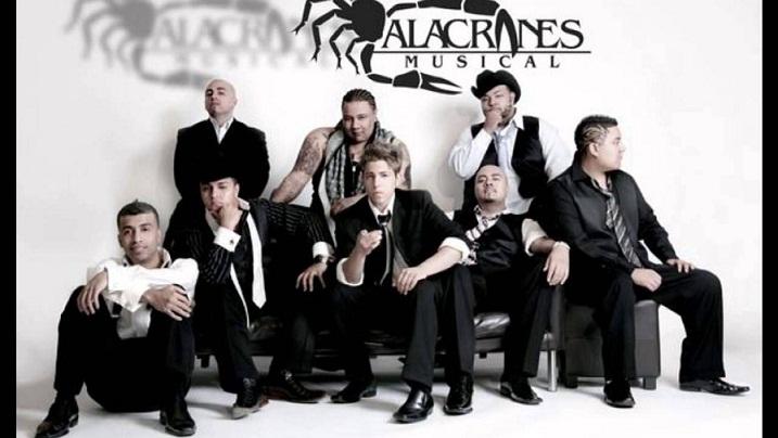 Daftar Album dan Judul Lagu Alacranes Musical