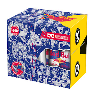 THIS FESTIVE SEASON, RED BULL INTRODUCES A COMPLETELY NEW EXPERIENCE OF CELEBRATION IN A BOX