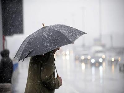 """أمطار غزيرة 1 ظهراً  ننشر خريطة تغيرات الطقس على القاهرة بـ""""الساعة"""""""