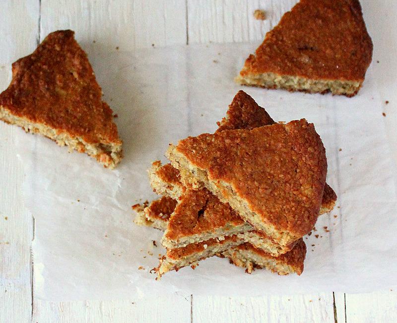 Banana Oat Cashew Quick Bread Bar Vegan Vegan Richa