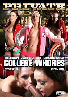 Private Gold – College Whores