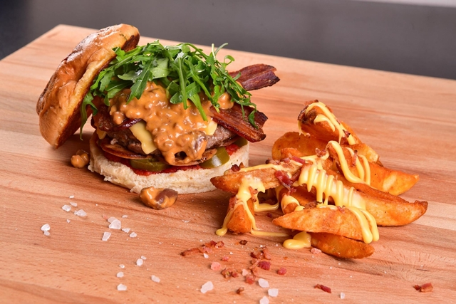 Burgers, Fiesta, food, Fries, Instagram contest, US Fries and Burgers Fiesta, US Potato Board,