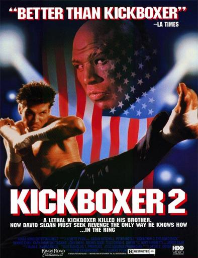 Ver Kickboxer 2 (1991) Online