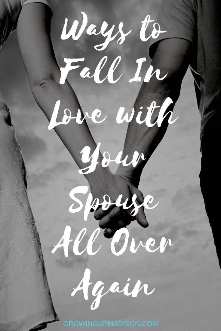 How to fall in love with your partner again