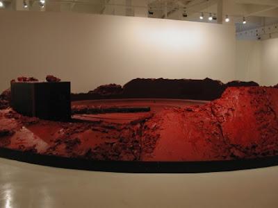 ANISH KAPOOR: Exposición en Madrid 9