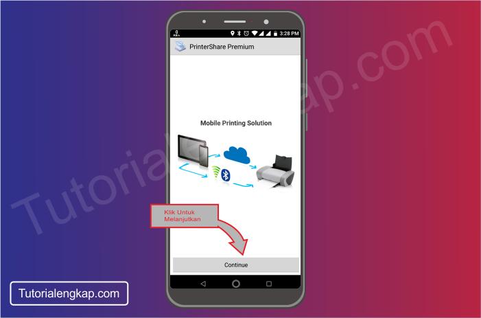 Tutorialengkap 5 Cara Print dari HP, hape, smartphone android ke printer canon, epson via wifi dan kabel otg