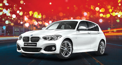 Win a brand new BMW in Araneta Center promo!