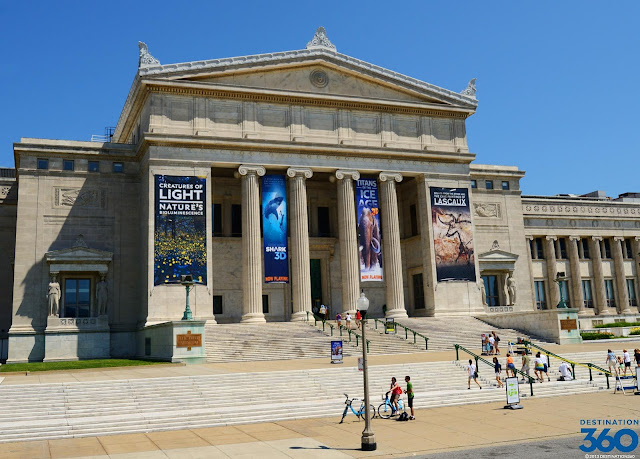chicago museums popular terkenal