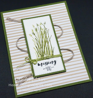 Heart's Delight Cards, Home to Roost, Sale-A-Bration 2019, Stampin' Up!