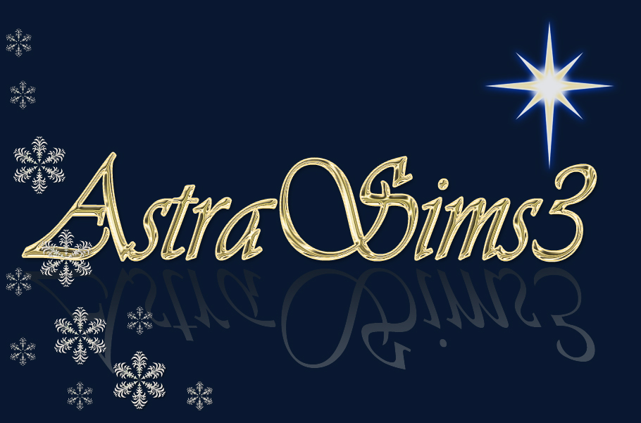 AstraSims3-everything for your Sims3