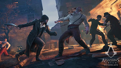 Ubisoft announces Assassin's Creed Syndicate officially