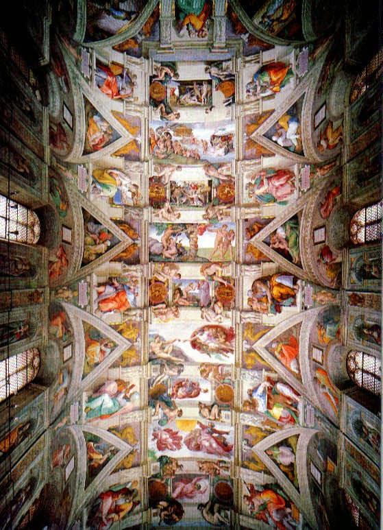 Michelangelo S Sistine Chapel