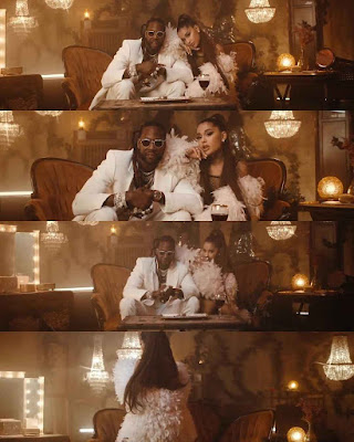 Ariana Grandeand2 Chainz for the new luxurious video Rule The World - Morocco luxury magazine 2