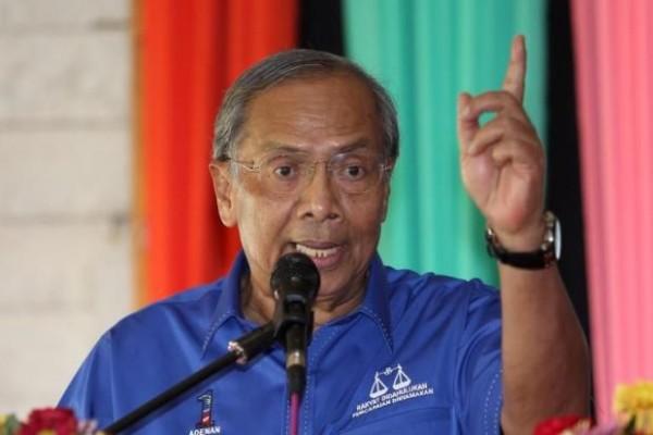 Tok Nan Ketua Menteri Sarawak Meninggal Dunia