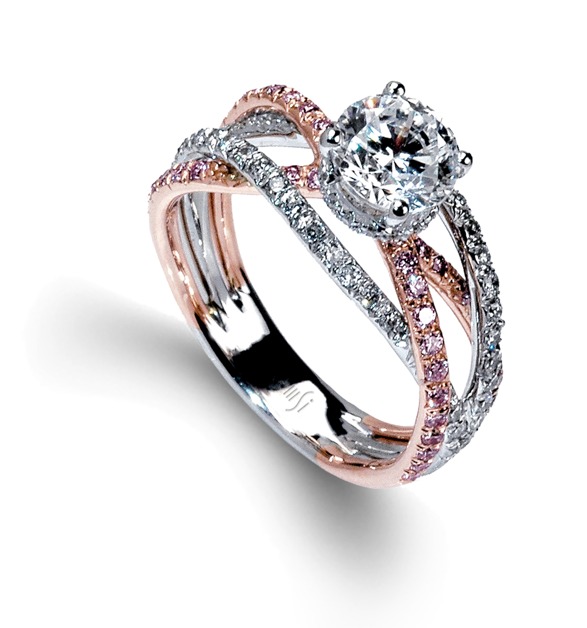 arthur 39 s jewelers top 5 engagement rings by mark silverstein imagines. Black Bedroom Furniture Sets. Home Design Ideas