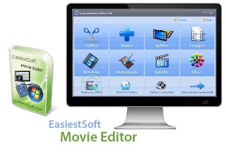 EasiestSoft Movie Editor 4.8.1 Full Version