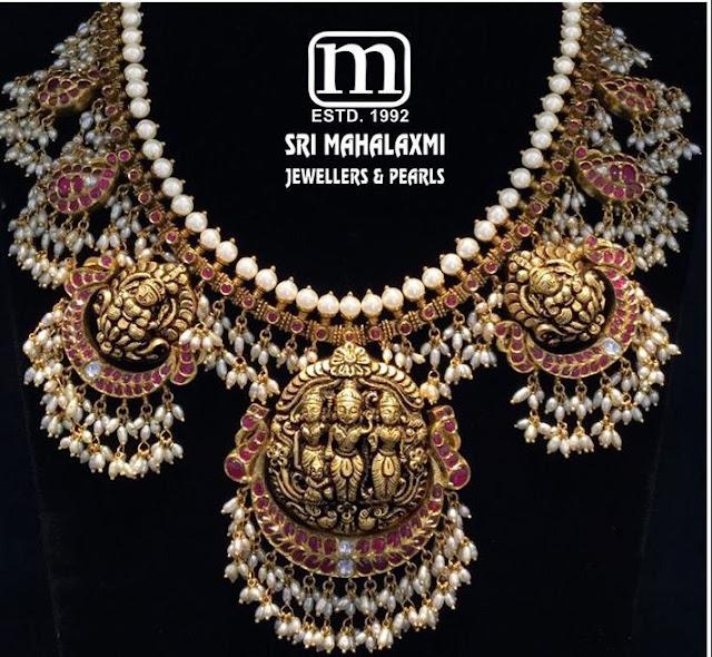 Ram Lakshman Guttapusalu by Mahalaxmi Jewellers
